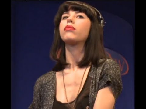 Kimbra - Come Into My Head Live