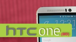 Unboxing HTC One M9 Español