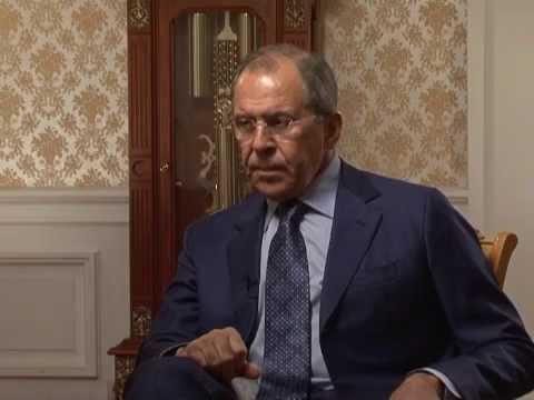 Интервью С.Лаврова телеканалу «Bloomberg»