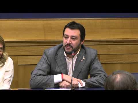 Quirinale, Salvini: Il nostro candidato è Vittorio Feltri