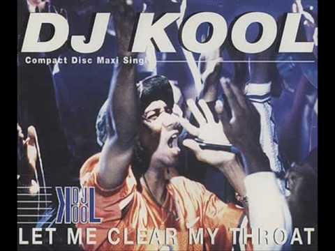 DJ Kool - Let Me Clear My Throat (Instrumental) Video