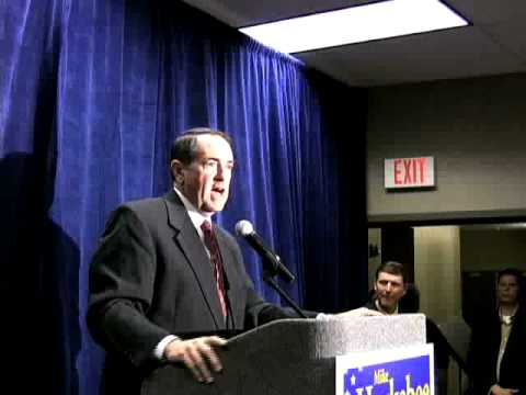 Mike Huckabee: Meet and Greet 12/19/07