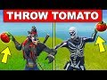 """Hit a player with a Tomato 15m away or more"" – WEEK 3 CHALLENGES FORTNITE SEASON 6 thumbnail"
