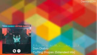 Don Diablo-Cutting Shapes (Extended Mix)