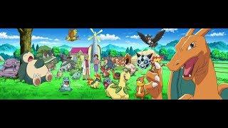 all of ash's pokemon( gen1 to 7) [in hand, Professor OAk's,in training, released , traded]