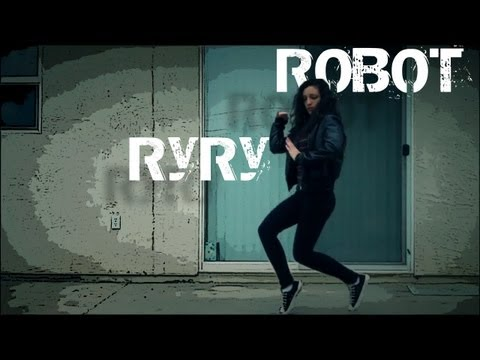 Mjz Films | Robot Ryry | Spaceman By Hardwell | Insane Girl Dance Skills video