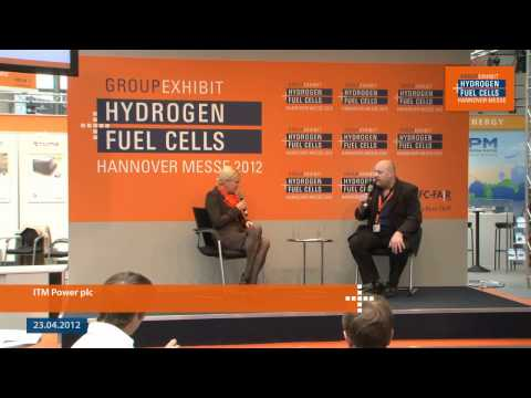 ITM Power plc at the 18th Group Exhibit Hydrogen + Fuel Cells