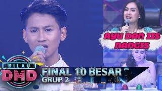 Download Lagu Saking Nando Nyanyi Dari Hati, Ayu Ting Ting & Iis Dahlia Sampai Menangis - DMD (8/5) Gratis STAFABAND