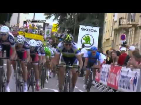 Best Race of Tour De France- Andre Greipel VS Peter Sagan
