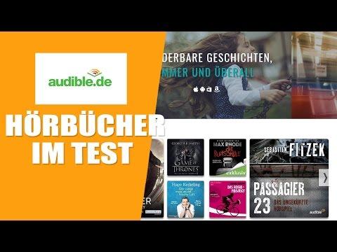 Audible Test 2017: Hörbücher komplett kostenlos herunterladen?
