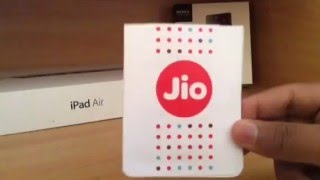 Jio sim unboxing, speed test and which phone to buy