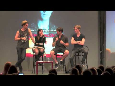 Love and Blood Itacon 2.0 Rome Panel Part 3/3