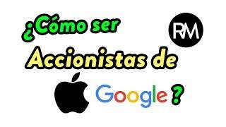 Se accionista de Apple y Google | CEDEARs | Ramiro Marra