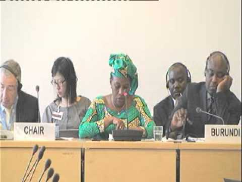 Review of Burundi by the UN Human Rights Committee - part 4