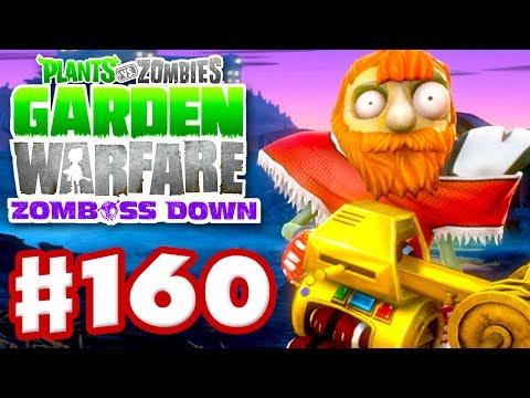 Plants vs. Zombies: Garden Warfare Gameplay Walkthrough Part 160 Custom All Star Xbox One