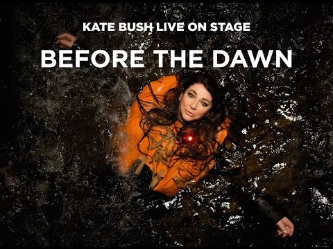 Kate Bush's Comeback Greeted With Huge Cheers At Hammersmith Apollo