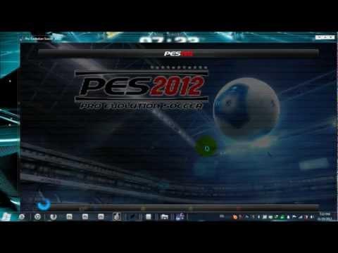 حل مشكلة PES 2012 Stop working fix HD @MohamedMoslehG