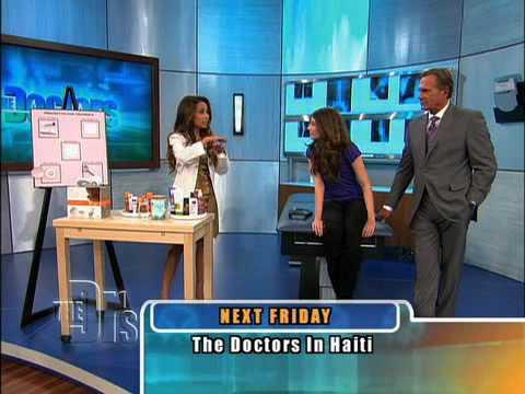 San Diego Dermatologist Dr. Tess Mauricio - Treating Teen Acne The Doctors