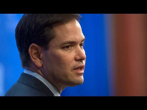 Marco Rubio takes risk with Iraq War answer