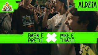 Thiago e Mike x Preto e Bask | SEMI FINAL | 135ª Batalha da Aldeia | Barueri | SP