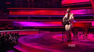 [HD] Paul McDonald - All performances in Finals - American Idol 2011