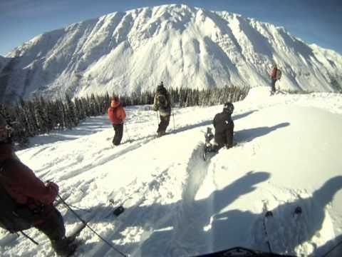 Heli-boarding 2011