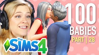 Single Girl Throws A Wedding And A Funeral In The Sims 4 | Part 28