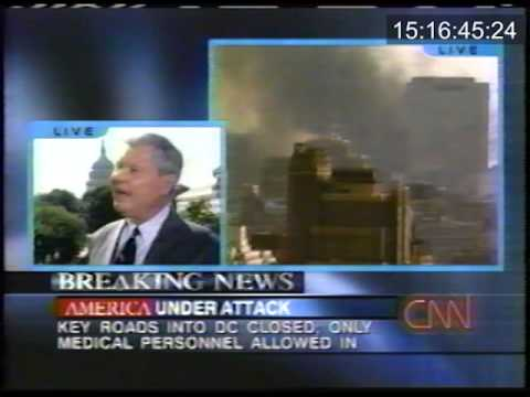 LIVE - 9/11 as Reported in Near Real Time