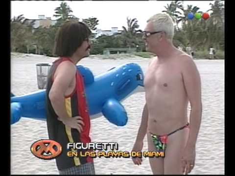 Figuretti en Miami - Videomatch