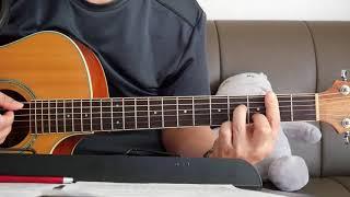 워너원 갖고싶어 기타연주/리듬 코드웍/k-pop/와우(wow)기타
