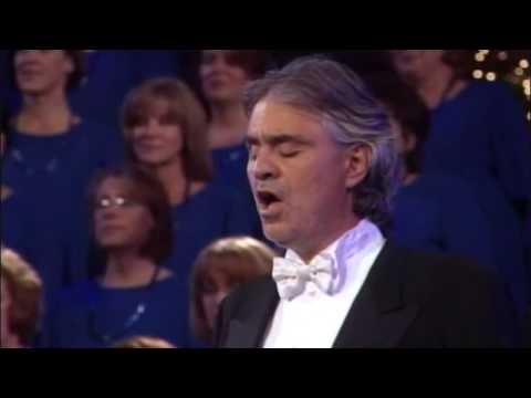 BEST Andrea Bocelli Song EVER! - (HQ Sound) - The Lord's Prayer (better than time to say goodbye)