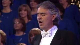 BEST Andrea Bocelli Song EVER! - The Lord's Prayer