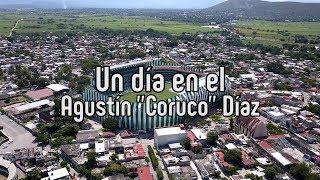 """Agustín """"Coruco"""" Díaz: El increíble estadio de 2a División"""
