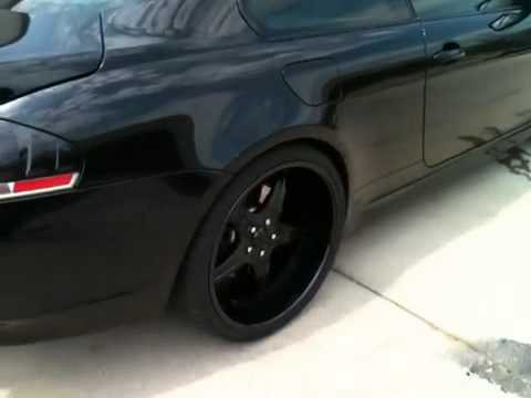 650 Bmw 22 Asanti Blacked Out By Southside How To