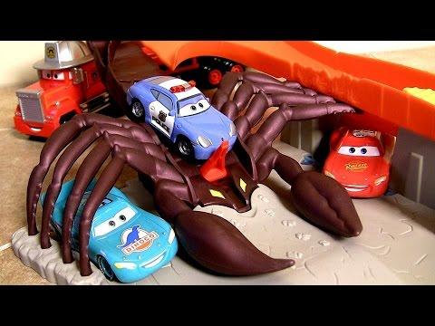 Hot Wheels Scorpion Takedown Race Track Disney Pixar Cars Tomica Takara Tomy  タカラトミー