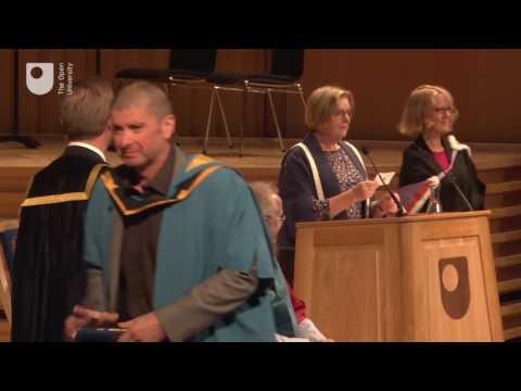 Gateshead degree ceremony, Saturday 24 September 2016