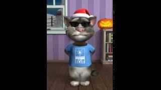 Talking Tom Tom cat eid