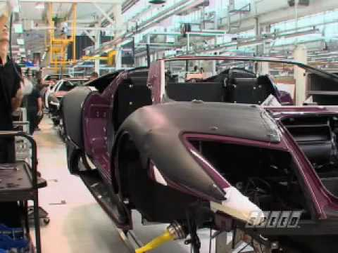 Lamborghini Factory in Italy