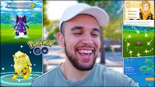 I'VE WANTED THIS FOR SO LONG! (Pokémon GO)