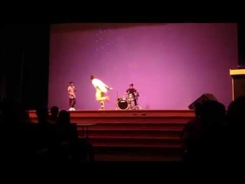 Kamisado!!! Wiregrass ranch high school talent show (2014)