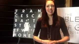 SBTS: Francesca Battistelli's When Giants Fall