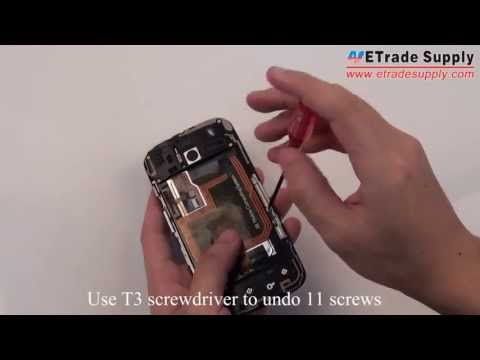 Motorola Moto X Disassembly/ Tear Down/ How to Repair Moto X Screen