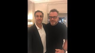 New BFF's Tom Arnold & Michael Cohen To Take On Donald Trump