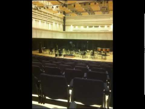 Akustiken i Norrlandsoperan