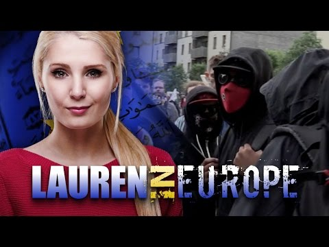 FULL LENGTH version: Lauren Southern attacked by 'anti-fascists' at London Brexit rally