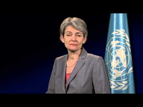Video Message from Director-General of UNESCO on the occasion of World Press Freedom Day