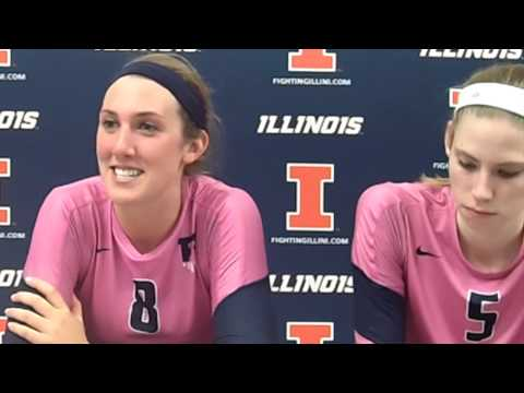 Viliunas and Dorn- Indiana Post-game Press Conference