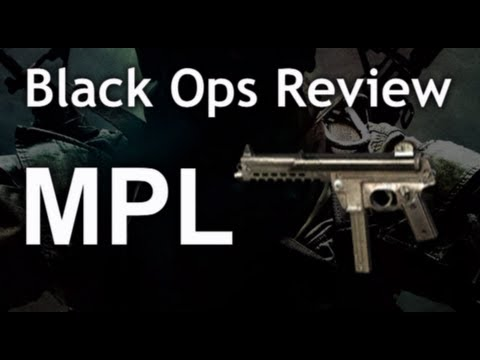 MPL - SMGs - Black Ops Review - #12