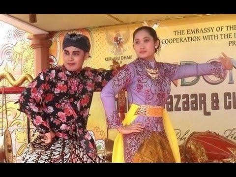 Tari Roro Ngigel - Kreasi Baru - Javanese Dance - Kbri Abu Dhabi [hd] video