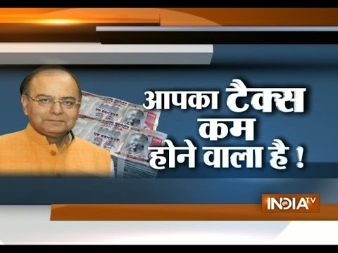 Tax exemption limit may raise further says Arun Jaitley